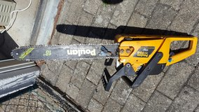 chainsaw in Ramstein, Germany