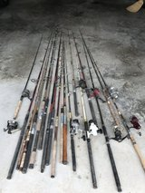 Fishing Rods in Perry, Georgia