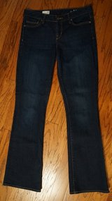 Gap Perfect Boot 1969 Women's Stretch Dark Blue- Size 29R - Excellent Cond in Byron, Georgia
