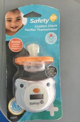 Comfort pacifier thermometer in Ramstein, Germany