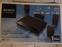 Sony home theatre system & blu-ray player in Ramstein, Germany