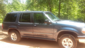 1999 Ford Explorer in Warner Robins, Georgia