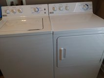 General Electric Select Washer & Dryer in Fort Rucker, Alabama
