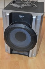 Sony Sub Woofer Speaker in Alamogordo, New Mexico