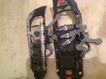 Snowshoes in Ramstein, Germany