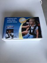 CARES child airplane restraint in Ramstein, Germany