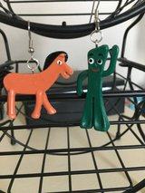 EARRINGS- GUMBY & POKEY in Naperville, Illinois