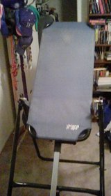 Inversion table in Kingwood, Texas