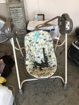 Baby swing in Clarksville, Tennessee