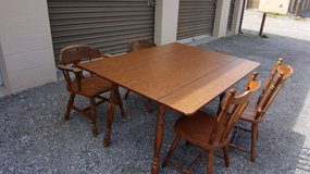 Kitchen table set with bench in Clarksville, Tennessee