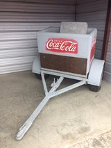 coke cooler trailer in Warner Robins, Georgia