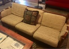 2 couches, seats 5 adults in Kingwood, Texas
