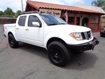 2006 White Nissan Frontier 4x4 Crew Cab Nismo in Camp Pendleton, California