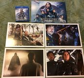 Rogue One Blueray DVD+lithograph set in Morris, Illinois