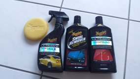 Auto Cleaning / Polishing  (meguiars) in Ramstein, Germany