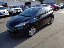 2014 Black Ford Fiesta SE Hatchback in Camp Pendleton, California