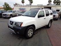 2012 White Nissan Xterra X in Camp Pendleton, California
