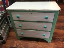Distressed 3 Drawer Dresser in Kingwood, Texas