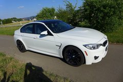 BMW M3, 2015, 10K miles in Ramstein, Germany