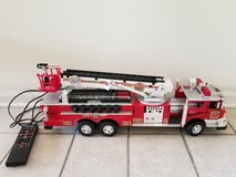 Toy Fire Truck in Naperville, Illinois