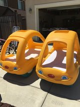 Toddler car bed in Travis AFB, California