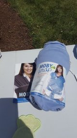 Blue Moby Wrap in Naperville, Illinois