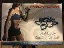 Total Body Resistance Set New in Box in Kingwood, Texas