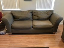 Couch and loveseat set- super comfortable in Sacramento, California