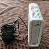 ARRIS / Motorola SurfBoard SB6141 DOCSIS 3.0 Cable Modem in Naperville, Illinois