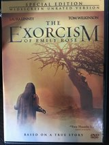 The Exorcism of Emily Rose in Cherry Point, North Carolina