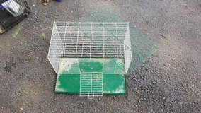 Rabbit Cage in Fort Drum, New York