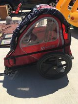 2 seater bike trailer in Vacaville, California