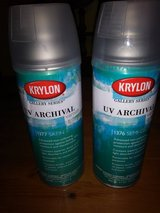 UV Archival spray in Kingwood, Texas