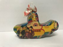 The Beatles Yellow Submarine Ornament in Kingwood, Texas