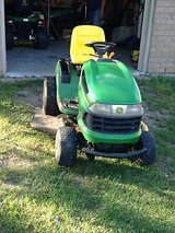 Lawn mower in Clarksville, Tennessee