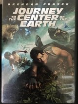 Journey To The Center Of The Earth DVD in Cherry Point, North Carolina