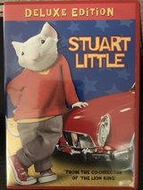 Stuart Little Deluxe Edition DVD in Cherry Point, North Carolina