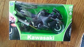 Kawasaki Toy Model bike in Fort Campbell, Kentucky