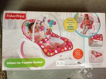 Infant to toddler rocker in Clarksville, Tennessee