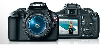 ***Canon EOS Rebel T3 Digital SLR Camera***With Canon Camera Bag in Kingwood, Texas