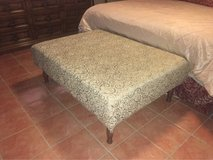 Bed Ottoman, fabric large bench in Kingwood, Texas