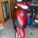 2010 Matrex moped in Clarksville, Tennessee