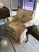 Floral Chair in Glendale Heights, Illinois