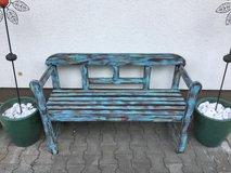 Bench in Ramstein, Germany