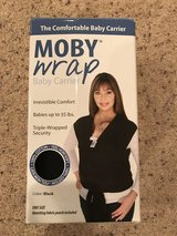 Moby wrap in Glendale Heights, Illinois