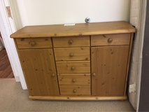 heavy duty wood dresser in Alamogordo, New Mexico