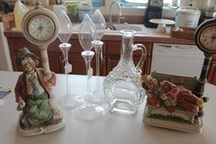 Collectible clocks and misc. Box 4 in Alamogordo, New Mexico
