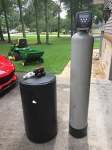 New flowtech function Softener/filter model 1054 in Kingwood, Texas