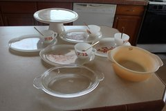 Snack Plates with Cups and spoons Box 7 in Alamogordo, New Mexico