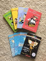 Lot of 8 Fiction Childrens Books - Ages 6-10 in Kingwood, Texas